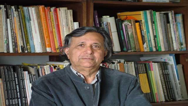 Architect Raj Rewal