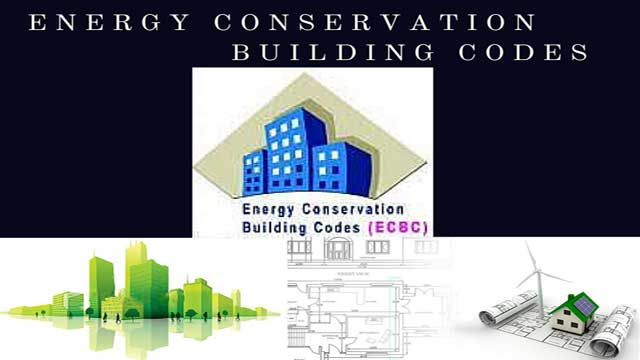 Energy Conservation Building Codes