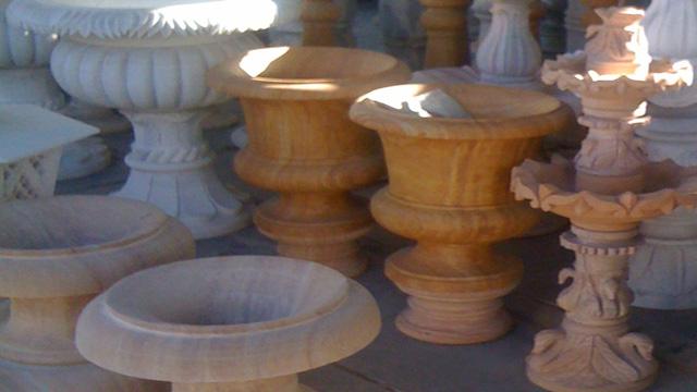 Stone Cut showpieces