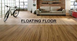 wooden floating floor