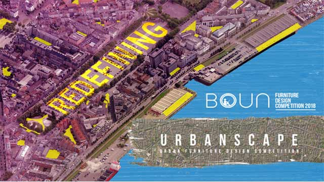 Urbanscape by BOUN architectural competition