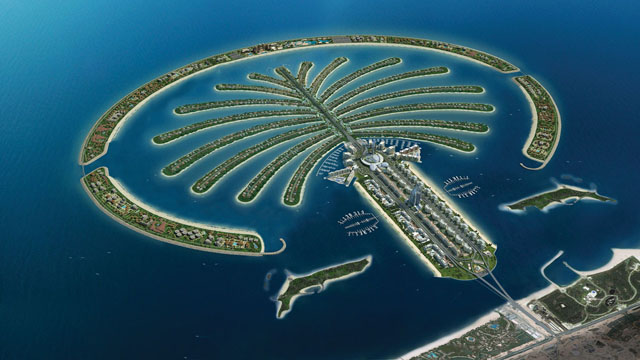 Palm Jumeirah Islands