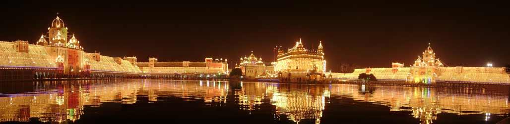 sikh architecture - golden temple
