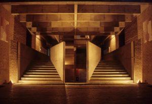 B V Doshi Work School Of Architecture CEPT University