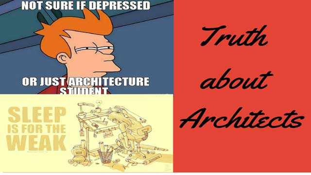 truth about architects