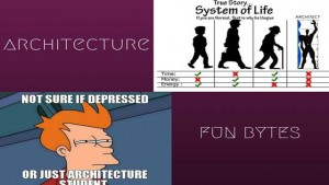 Architecture fun bytes