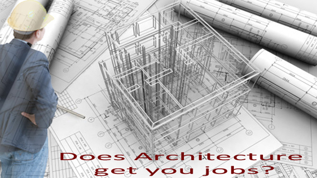 does architecture get you jobs
