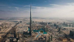 World tallest building - burj khalifa