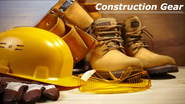 Construction Gear
