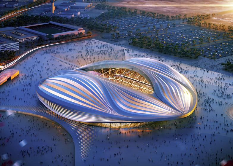 2022 World Cup stadium Qatar