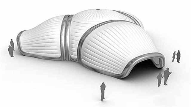 Pneumatic Structures The Concept Of Airtecture Archi Fied