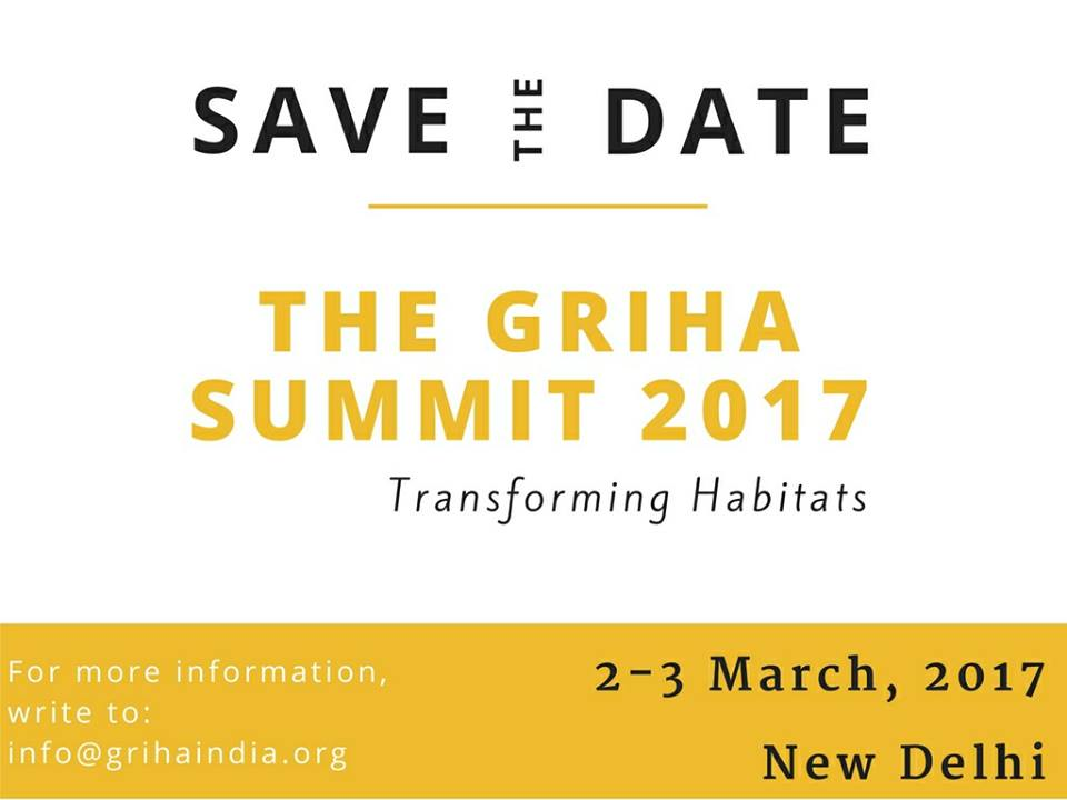 GRIHA Summit 2017