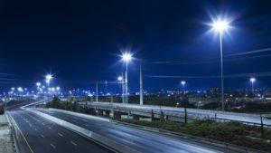 Light Emitting Diode (LED) Street Lights