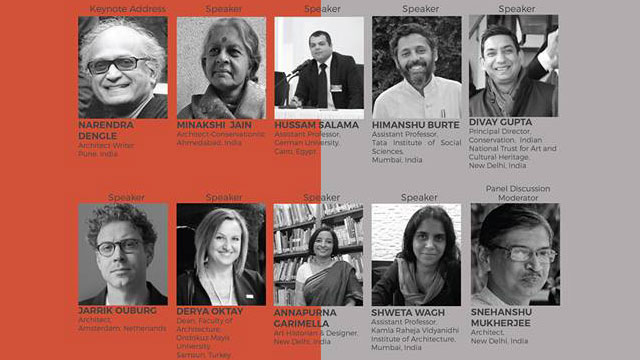 Engaging Architecture in India speakers