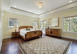 LED downlights for bedroom