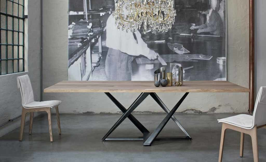 millenium bontempi dining table