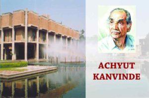 Architect Achyut P. Kanvinde Presentation
