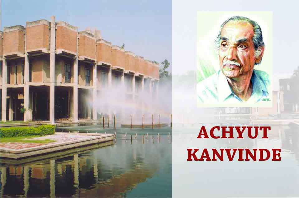 Architect Achyut P. Kanvinde Presentation