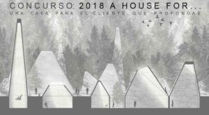 Concurso 2018 a house for client