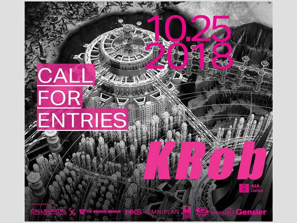 KRob architecture design competition 2018