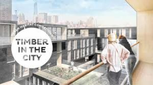 Timber in the City 2018-2019 international Competition