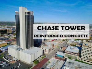 amarillo chase tower reinforced concrete