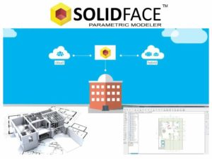 SolidFace 3D Modeling Software Solution