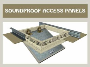Soundproofing Access Panel Doors
