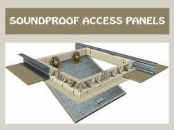 Soundproofing Access Panel Doors