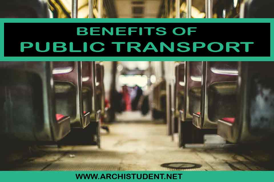 Benefits of Public Transportation