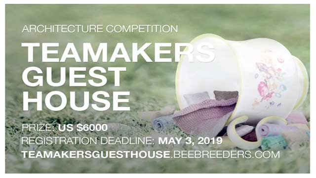 Teamakers Guest House Architecture Competition