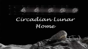 Circadian Lunar Home - Architecture in outer space