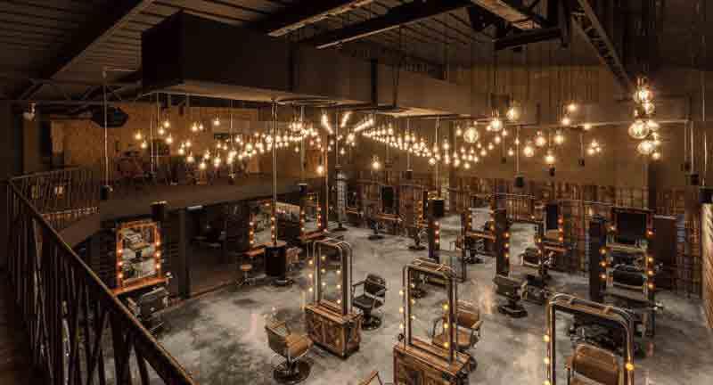G Space Hair Salon by Ming-Hong Tsai and Zhi-Yin Liao