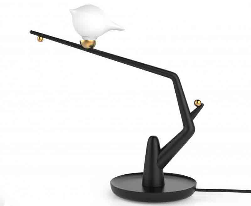Happiness Table Lamp by Gudao Design Studio