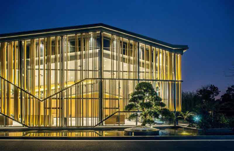 Impression Nanxi River Multifunctional hall by Ting Wang