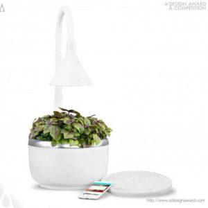 SproutsIO Smart Microgarden by SproutsIO Inc